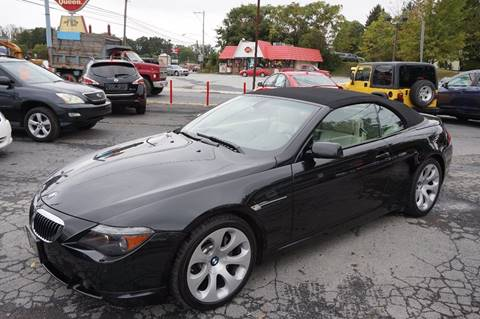 2007 BMW 6 Series for sale in Harrisburg, PA