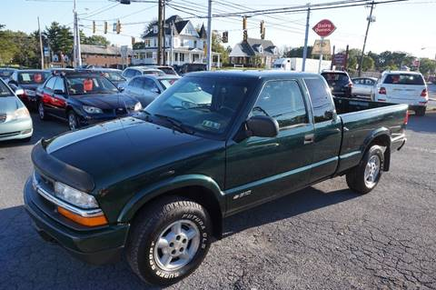 2003 Chevrolet S-10 for sale in Harrisburg, PA