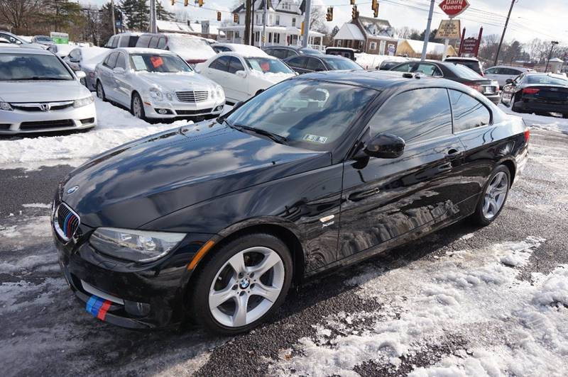 Bmw Series AWD I XDrive Dr Coupe SULEV In Harrisburg PA - 2011 bmw 328i xdrive coupe