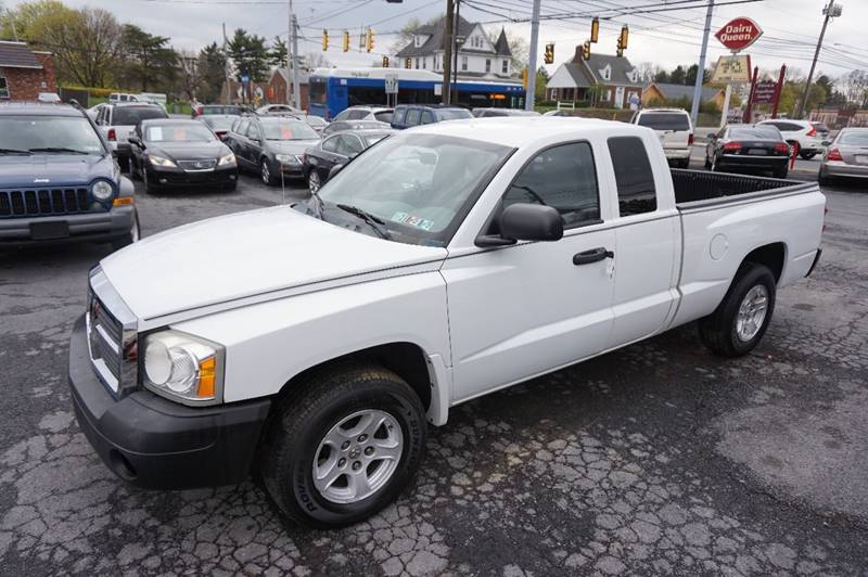 2006 dodge dakota 4wd slt 4dr club cab sb in harrisburg pa. Black Bedroom Furniture Sets. Home Design Ideas