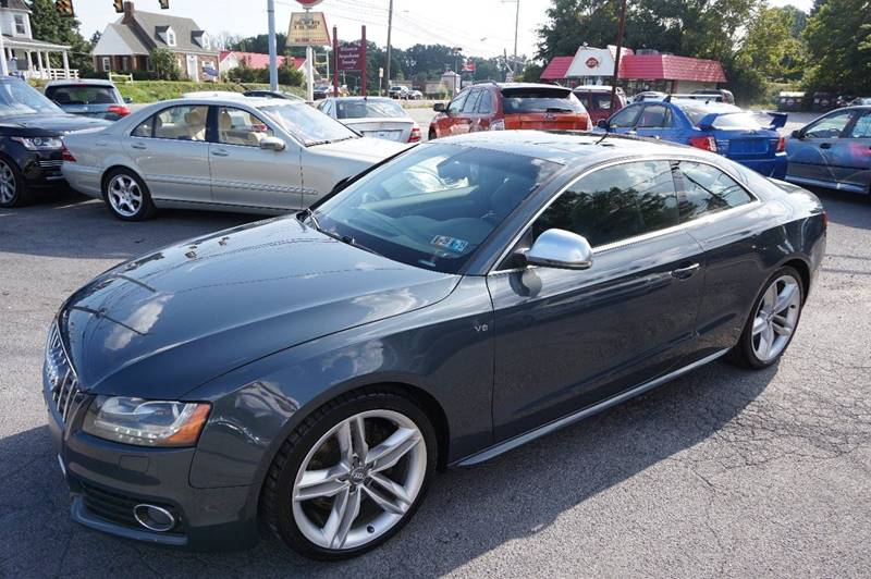 2008 Audi S5 Awd Quattro 2dr Coupe 6m In Harrisburg Pa Masic