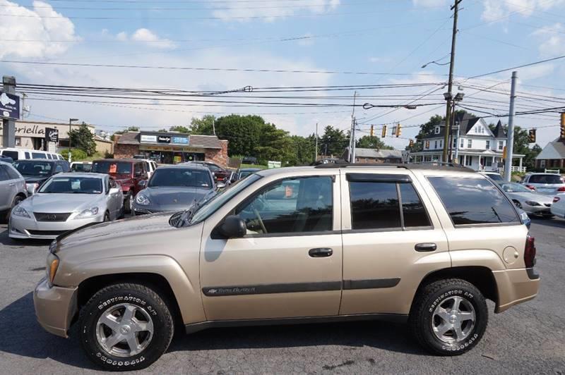 2004 Chevrolet Trailblazer LT 4WD 4dr SUV In Harrisburg PA