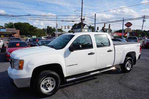 2009 GMC Sierra 2500HD for sale in Harrisburg, PA