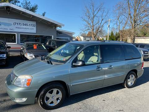 2007 Ford Freestar for sale in Harrisburg, PA