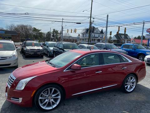 2013 Cadillac XTS Premium Collection for sale at Masic Motors, Inc. in Harrisburg PA