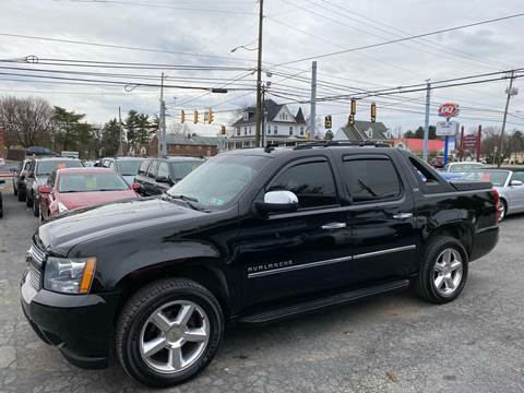 2011 Chevrolet Avalanche LTZ for sale at Masic Motors, Inc. in Harrisburg PA