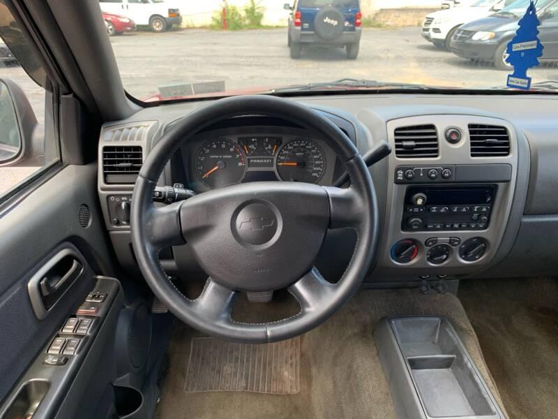 2004 Chevrolet Colorado 4dr Crew Cab Z71 LS 4WD SB - Harrisburg PA