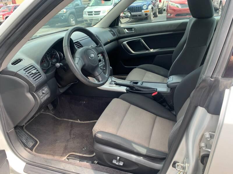 2006 Subaru Legacy AWD 2.5i Limited 4dr Sedan - Harrisburg PA