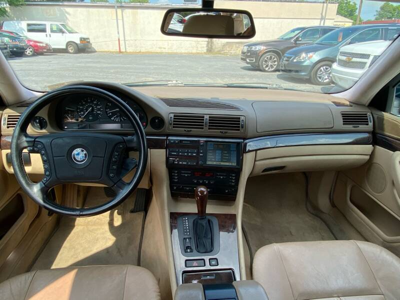 1998 BMW 7 Series 740iL 4dr Sedan - Harrisburg PA