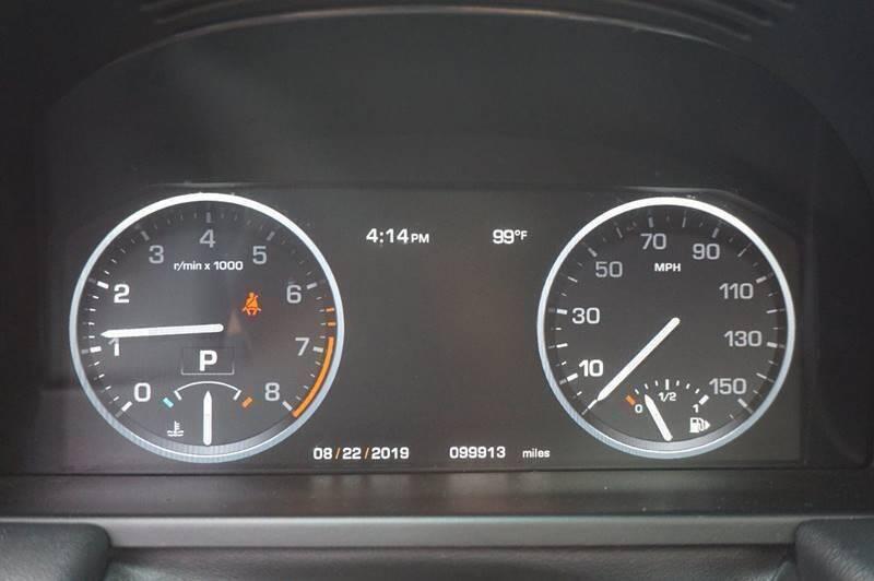 2011 Land Rover Range Rover 4x4 HSE 4dr SUV - Harrisburg PA