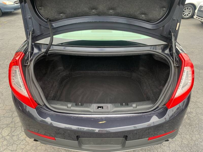 2014 Lincoln MKS AWD Ecoboost 4dr Sedan - Harrisburg PA