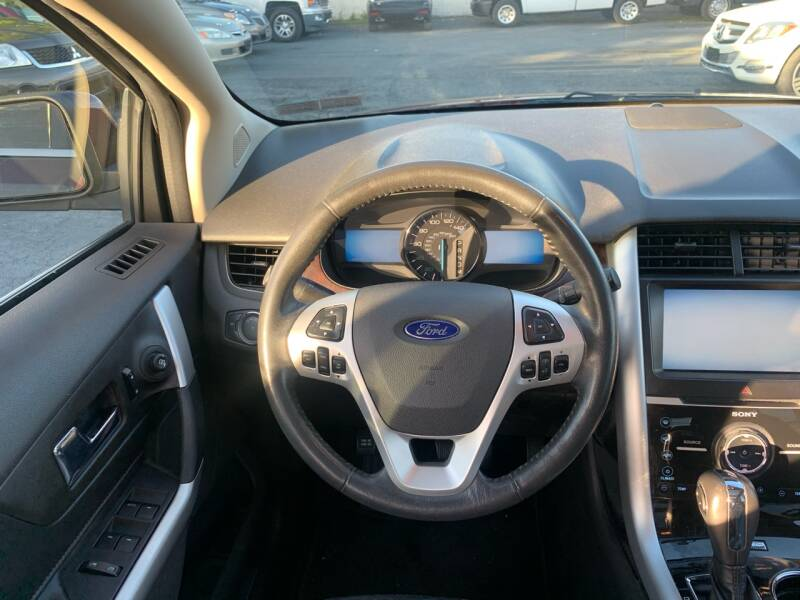 2011 Ford Edge AWD Limited 4dr Crossover - Harrisburg PA