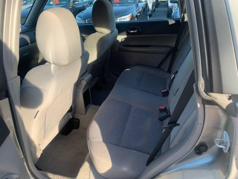 2007 Subaru Forester AWD 2.5 X Premium Package 4dr Wagon (2.5L F4 4A) - Harrisburg PA