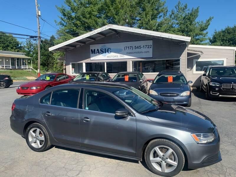 2014 Volkswagen Jetta SE PZEV 4dr Sedan 6A - Harrisburg PA