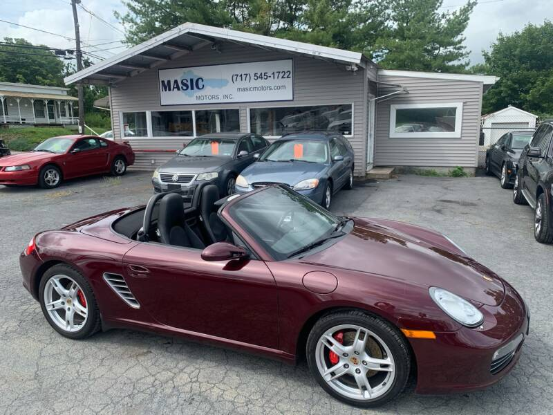 2005 Porsche Boxster S 2dr Roadster - Harrisburg PA
