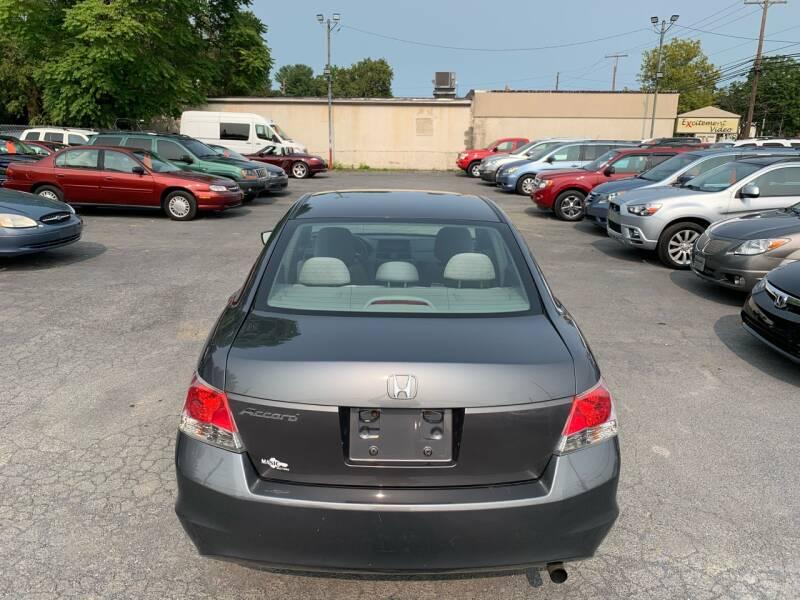 2009 Honda Accord LX 4dr Sedan 5A - Harrisburg PA