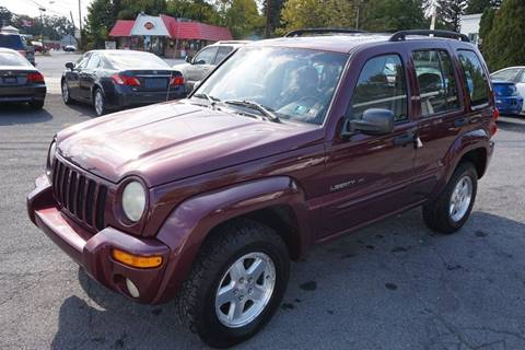 2002 Jeep Liberty for sale in Harrisburg, PA