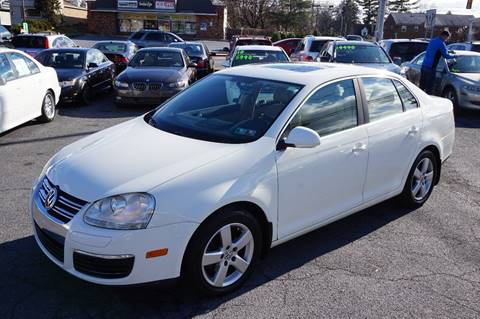 2008 Volkswagen Jetta for sale in Harrisburg, PA