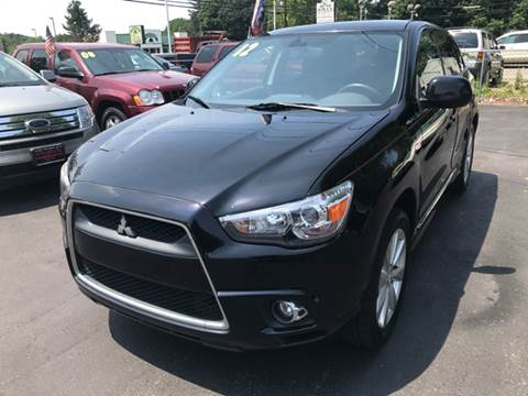 2012 Mitsubishi Outlander Sport for sale in Toms River, NJ