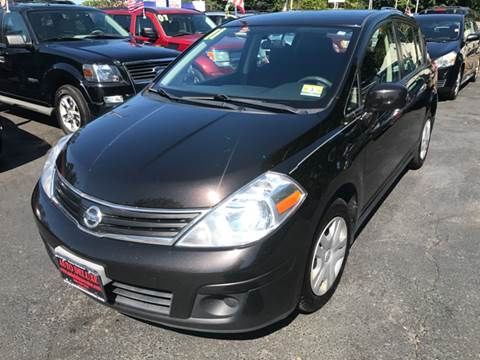 2011 Nissan Versa for sale in Toms River, NJ