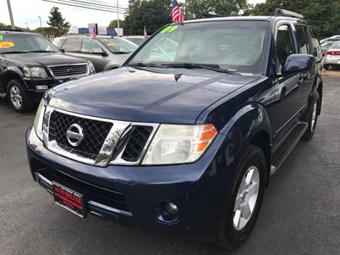 2009 Nissan Pathfinder for sale in Toms River NJ