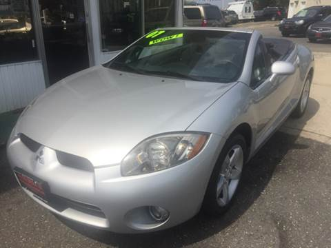 2007 Mitsubishi Eclipse Spyder for sale in Toms River NJ