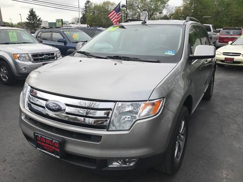 2008 Ford Edge for sale in Toms River NJ