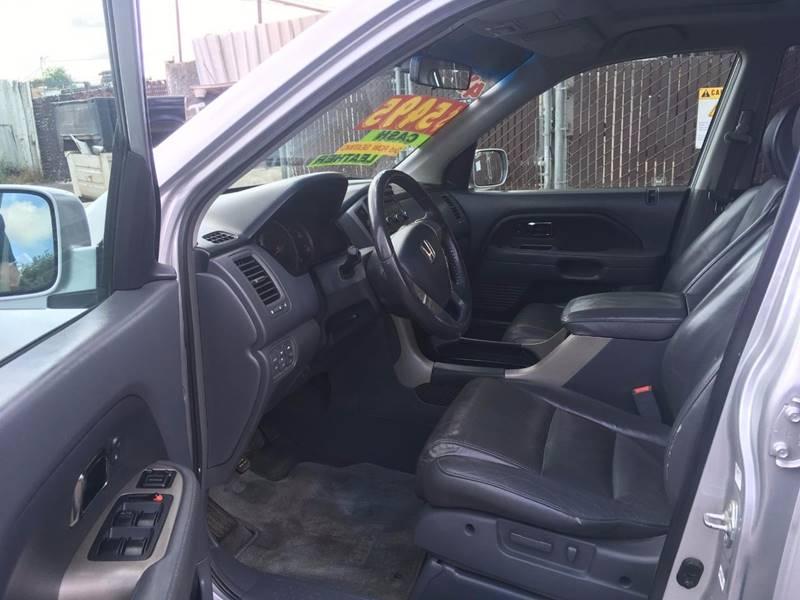 2006 Honda Pilot EX-L 4dr SUV 4WD - Riverbank CA