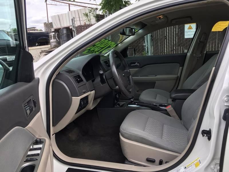 2012 Ford Fusion SEL 4dr Sedan - Riverbank CA