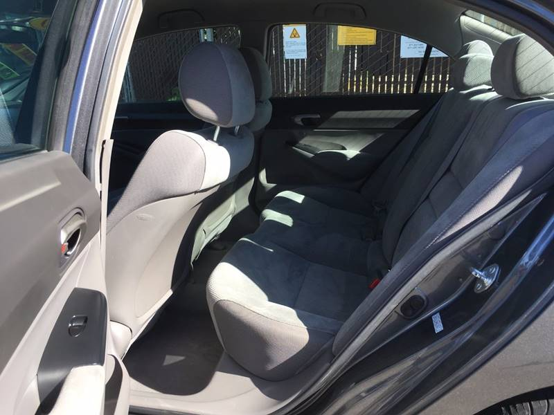 2010 Honda Civic LX 4dr Sedan 5A - Riverbank CA