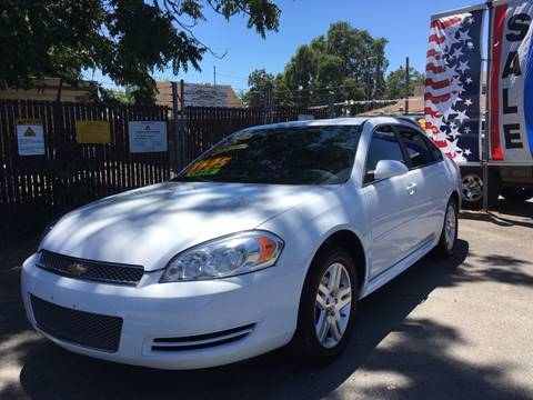 2012 Chevrolet Impala for sale in Riverbank, CA