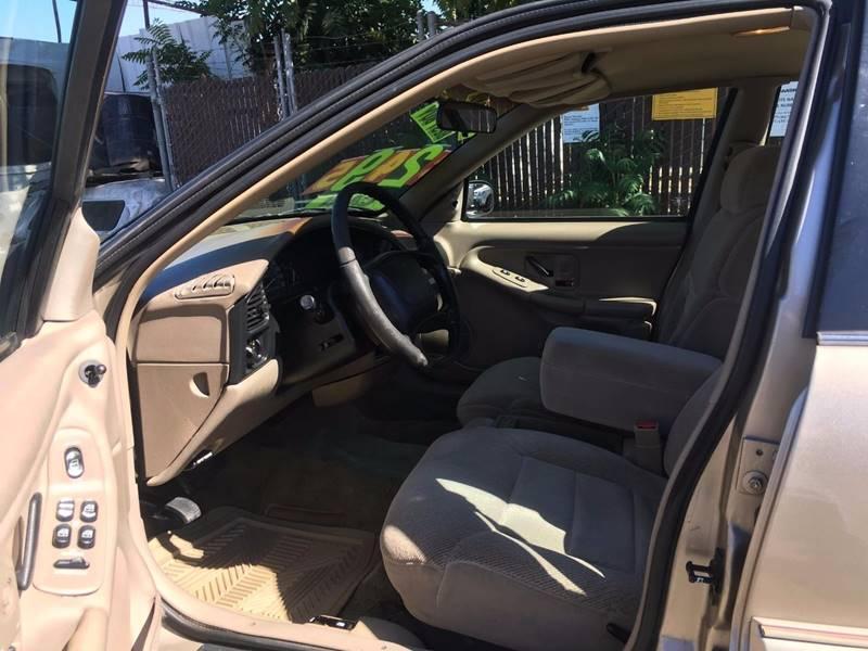 1997 Buick Skylark Custom 4dr Sedan - Riverbank CA