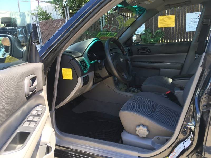 2008 Subaru Forester AWD 2.5 X 4dr Wagon 4A - Riverbank CA