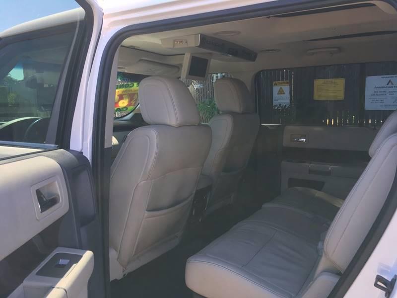 2009 Ford Flex SEL Crossover 4dr - Riverbank CA