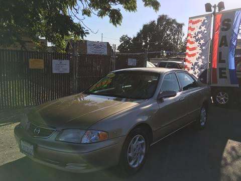 2001 Mazda 626 for sale in Riverbank, CA