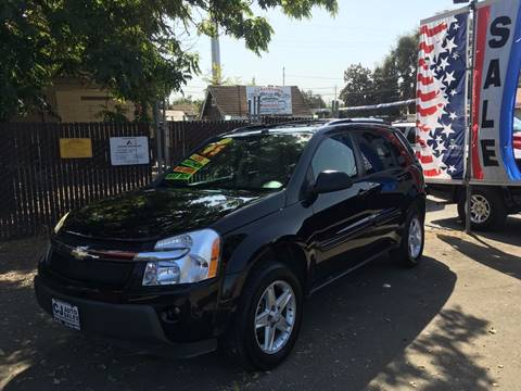 2005 Chevrolet Equinox for sale in Riverbank, CA