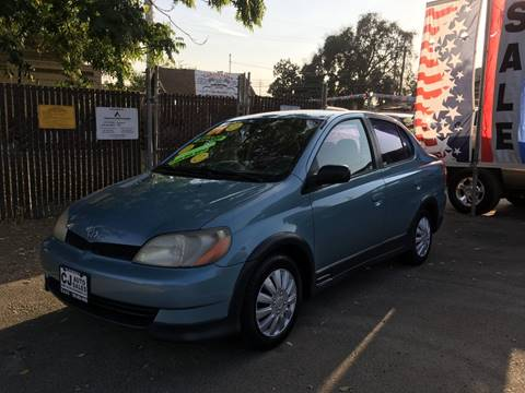 2001 Toyota ECHO for sale in Riverbank, CA