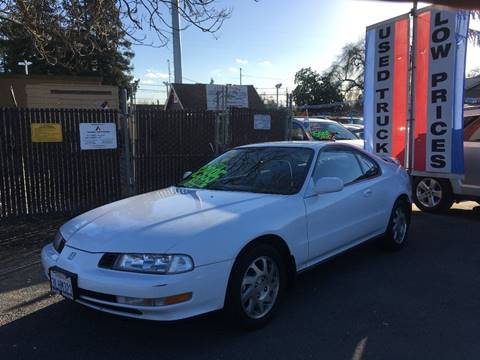 1995 Honda Prelude for sale in Riverbank, CA