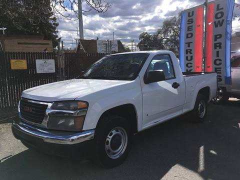 2006 GMC Canyon for sale in Riverbank, CA