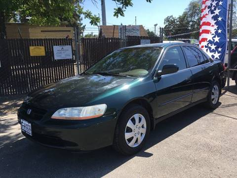 1999 Honda Accord for sale in Riverbank, CA