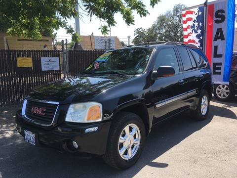 2004 GMC Envoy for sale in Riverbank, CA