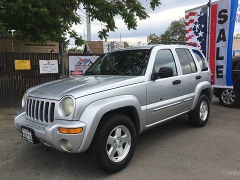 2003 Jeep Liberty for sale in Riverbank, CA