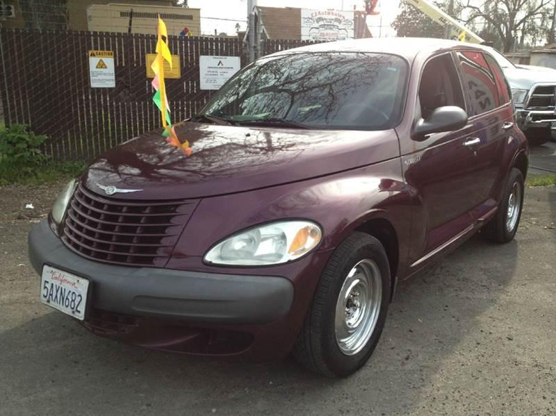 2003 Chrysler PT Cruiser 4dr Wagon - Riverbank CA
