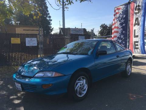 1998 Chevrolet Cavalier for sale in Riverbank, CA