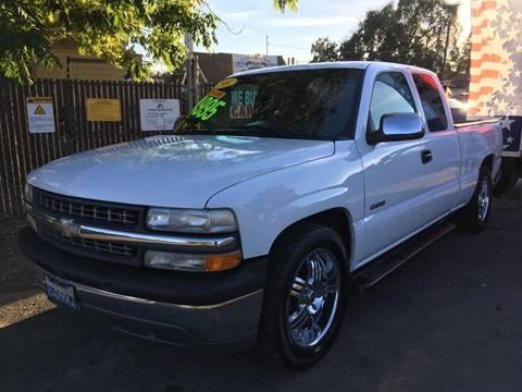 2001 Chevrolet Silverado 1500 for sale in Riverbank, CA