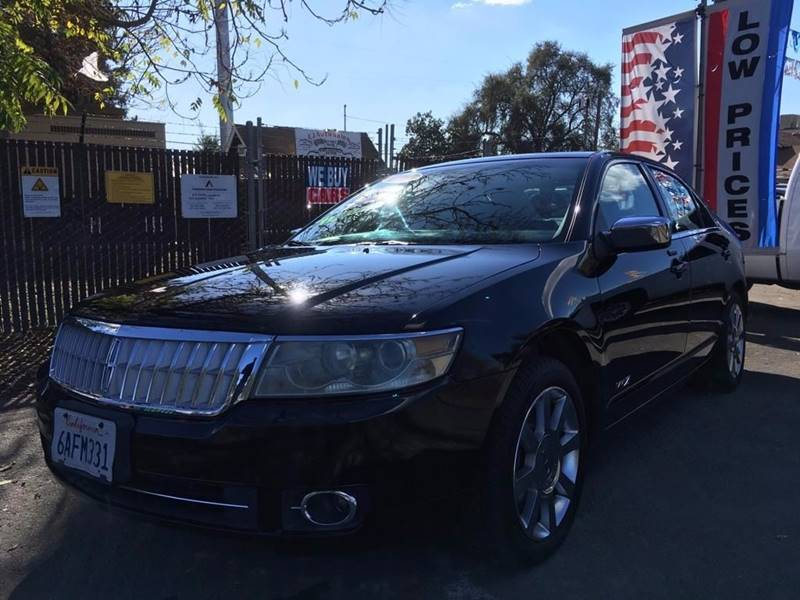 2007 Lincoln MKZ AWD 4dr Sedan - Riverbank CA