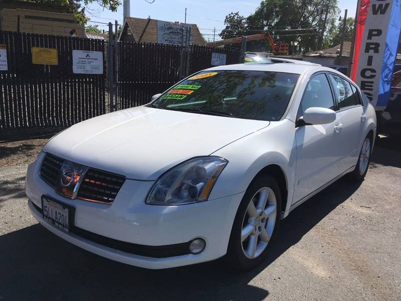 2005 Nissan Maxima 3.5 SE 4dr Sedan - Riverbank CA