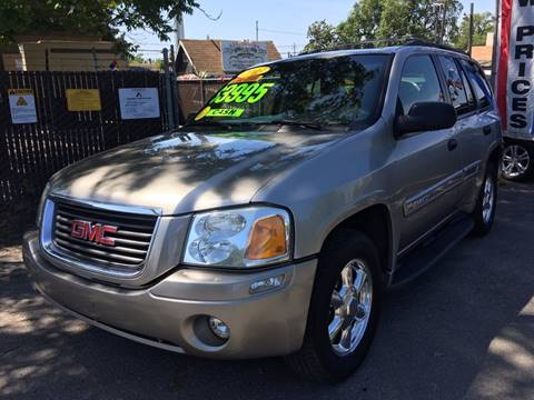2003 GMC Envoy for sale in Riverbank, CA