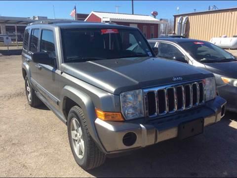 2007 Jeep Commander for sale in Rockwall, TX