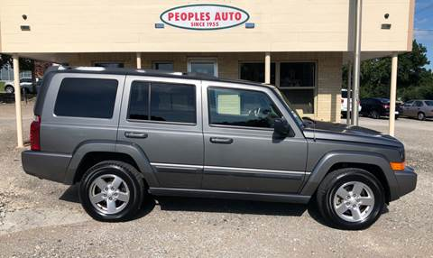 2007 Jeep Commander for sale in Rockwall, TX